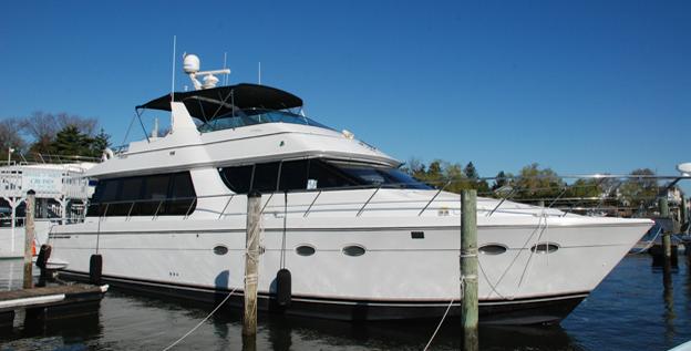 Basin pleasure bay yacht